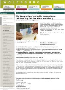 13 Wolfsburg Antikorruptionsbeauftragte