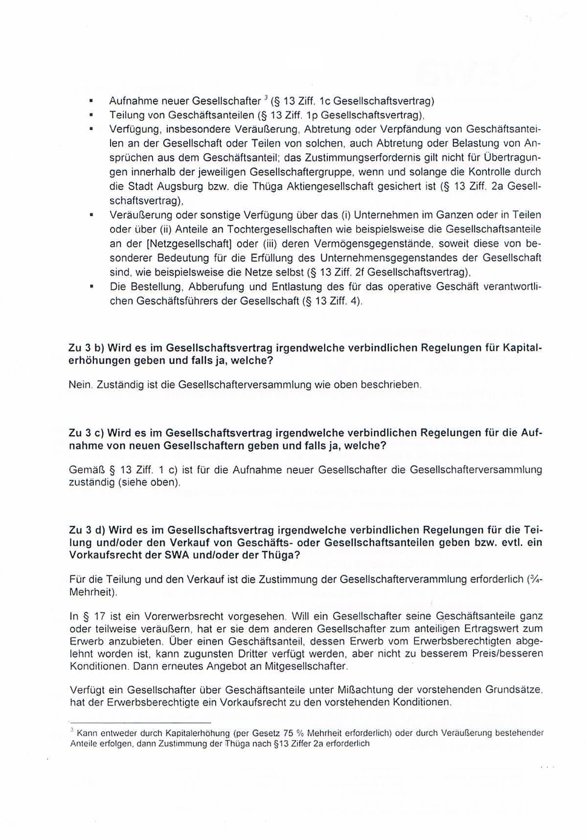 swa-Antwortschreiben vom 14.04.2015, Seite 2 - geweißt