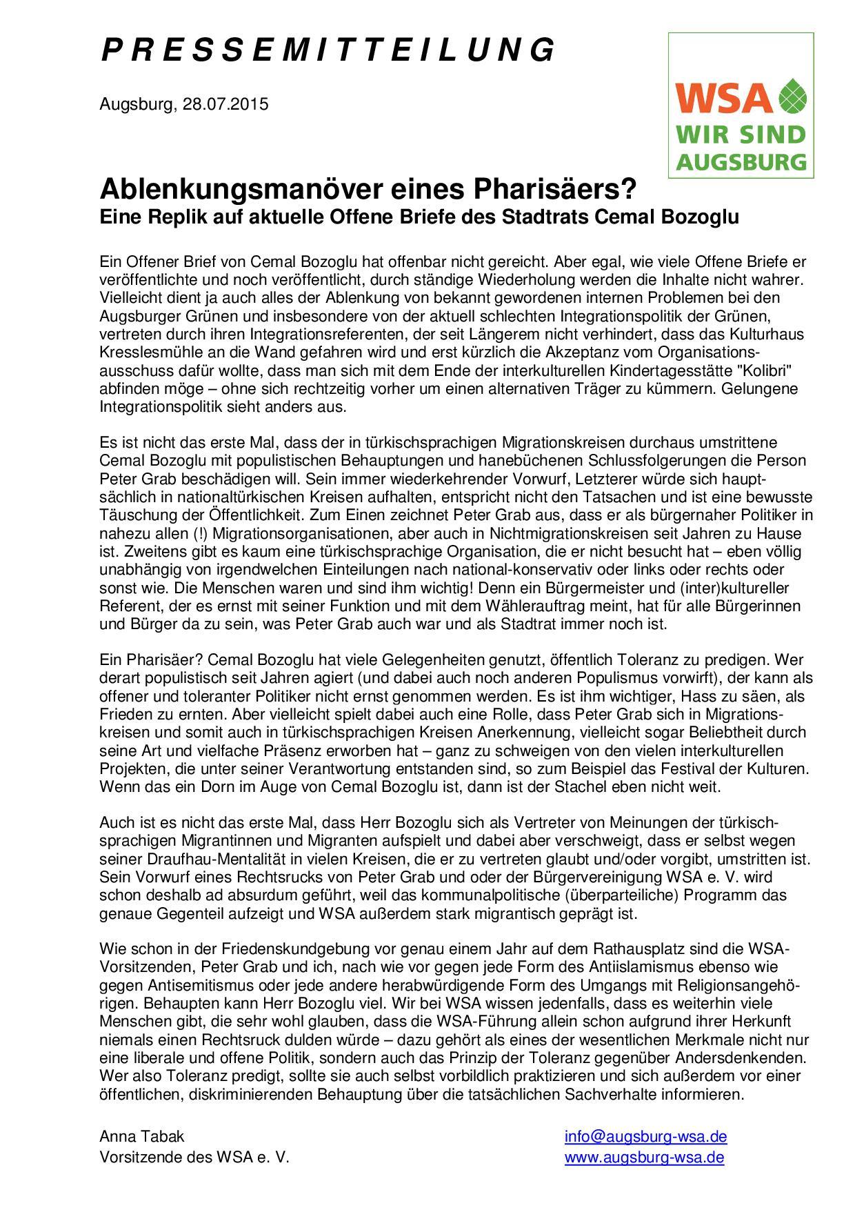 Replik auf aktuelle Offene Briefe des Stadtrats Cemal Bozoglu-001