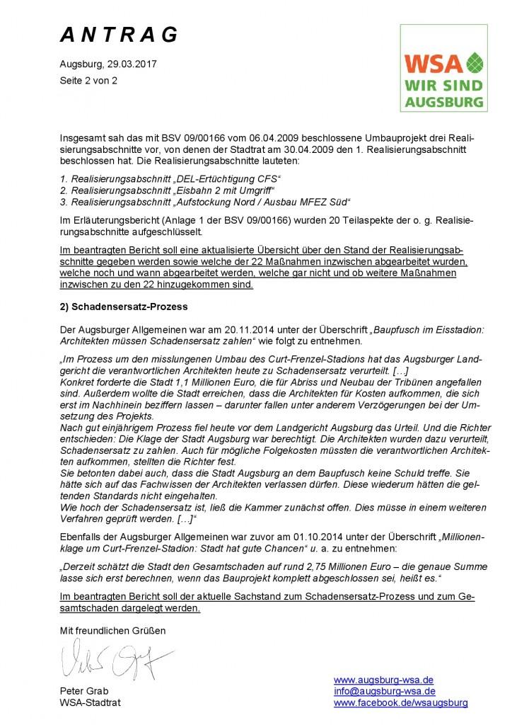 WSA-Antrag vom 29.03.2017 zum Curt-Frenzel-Stadion^J Seite 2